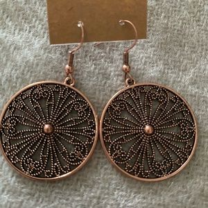 NEW! Boho statement earrings